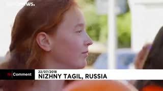 جشنواره موسرخها در روسیه
