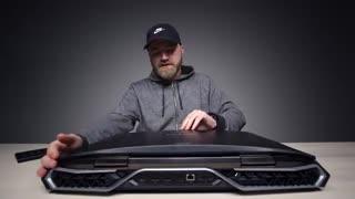 ویدیو معرفی  بزرگ ترین و قوی ترین لپ تاپ گیمینگ   (Acer predator 21x)