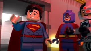 دانلود دوبله فارسی انیمیشن لگو فلش Lego DC Comics Super Heroes The Flash 2018