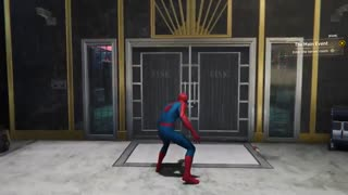 12 دقیقه از گیمپلی جدید بازی Spider-Man PS4