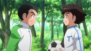 دوبله فارسی فوتبالیست ها ۲۰۱۸ قسمت اول Captain Tsubasa 2018
