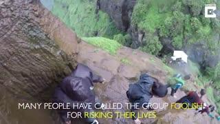 پله های خطرناک در هند