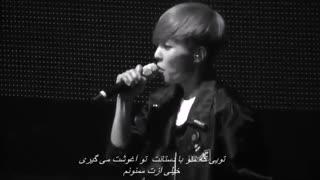 اهنگ Promise اکسو با زیرنویس فارسی
