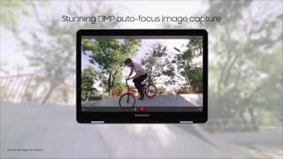 ویدیو معرفی لپ تاپ سامسونگ کروم بوک پلاس وی 2  (Samsung Chromebook Plus V2)