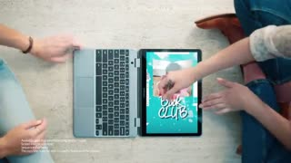 ویدیو جذاب  لپ تاپ سامسونگ کروم بوک پلاس وی 2 (Samsung Chromebook Plus V2)
