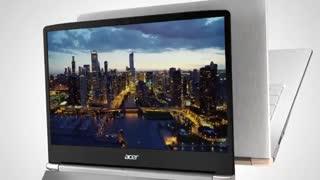ویدیو معرفی سری سویفت لپ تاپ های ایسر