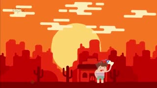 موشن گرافیک - گرما زده نشوید!