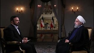 فیلم کامل اظهارات رئیسجمهور در گفتوگوی زنده تلویزیونی