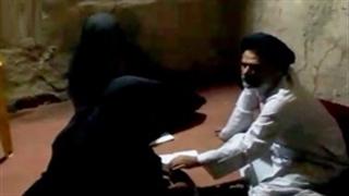روحانی پزشکی که داوطلبانه به مردم سیستان و بلوچستان آموزش میدهد