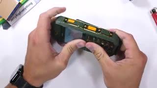 تست مقاومت گوشی/ ماشین اصلاح