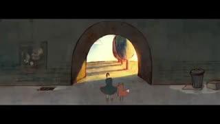 انیمیشن زیبای آهنگ باران