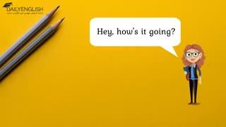 آموزش مکالمه انگلیسی - احوالپرسی در 3 دقیقه