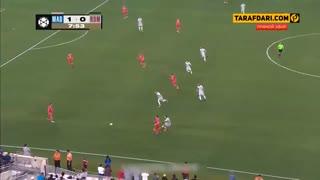 خلاصه بازی رئال مادرید 2-1 آ اس رم