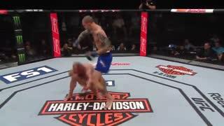 تریلر مسابقات یو اف سی UFC 2018