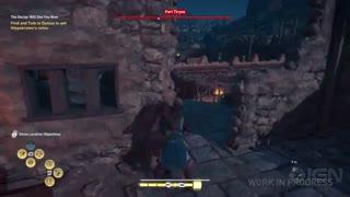 یازده دقیقه گیم پلی بازی Assassin's Creed Odyssey
