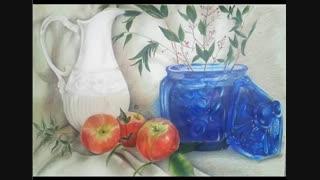 نقاشی جدیدم^^