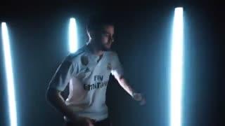 معرفی کیت خانگی و مهمان رئال مادرید توسط آدیداس - فصل 2018 و 19