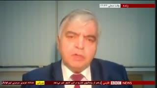 رجب صفروف : ما تعجب کردیم که ایران خودش از ابتدا روی سهم پنجاه درصد خزر پافشاری نکرد