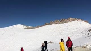 ویشکا آسایش در ارتفاع ۵۶۷۱ متری