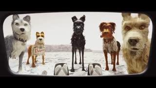 تریلر انیمیشن Isle of Dogs 2018