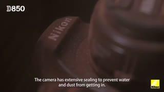 تست های خشن بر روی دوربین نیکون D850