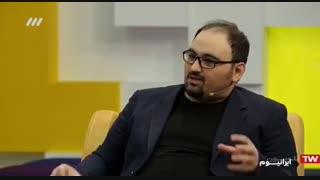 مصاحبه با ریحانه پارسا در برنامه ایرانیوم