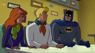 دوبله فارسی انیمیشن Scooby-Doo & Batman: the Brave and the Bold 2018 فیلم اسکوبی دوو و بتمن: شجاع و جسور |