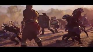 تریلر معرفی شخصیت Alexios بازی Assassin's Creed Odyssey