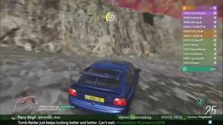 نمایشی جذاب و هیجانانگیز از گیمپلی بازی Forza Horizon 4 در Gamescom 2018