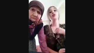 پای مادربزرگا رو به لایو اینستاگرام باز نکنید