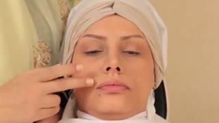 آموزش زیرساز حرفه ای آرایش صورت