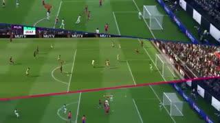گیم پلی ویژگی های جدید فیفا 19