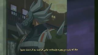 انیمه مدرسه قهرمانانه من فصل سوم قسمت 19 با زیرنویس فارسی   Boku no Hero Akademia S3_19