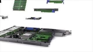 کالبدشکافی سرور HPE ProLiant DL325 Gen 10
