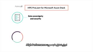 آشنایی راهکار HPE ProLiant for Microsoft Azure