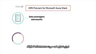 آشنایی راهکار HPE ProLiant for Microsoft Azure