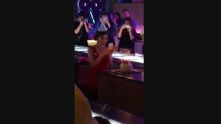 تولد تیفانی 2018(جشنی هست که طرفدارا براش گرفتن)