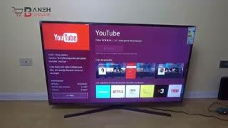 معرفی ویدیویی تلویزیون 49 اینچ سامسونگ مدل 49K6000