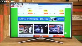 معرفی ویدیویی تلویزیون 49 اینچ و اسمارت سامسونگ مدل 49K6500