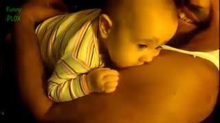 وقتی بچه ها از باباهاشون توقع دارن که بهشون شیر بدن