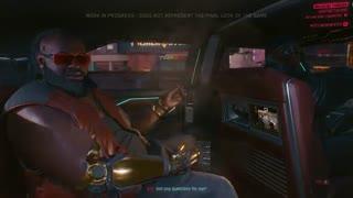 48 دقیقه از گیمپلی بازی Cyberpunk 2077