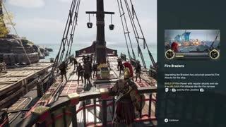 گیم پلی بازی Assassin's Creed Odyssey