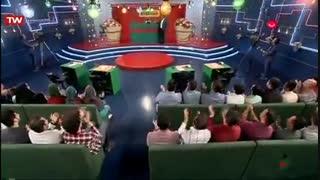اجرای زیبای جناب خان بهمناسبت عید غدیر