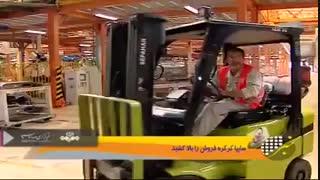 سایپا از پس فردا 40 هزار خودرو روانهء بازار می کند. ایران خودرو همچنان انبار می کند.