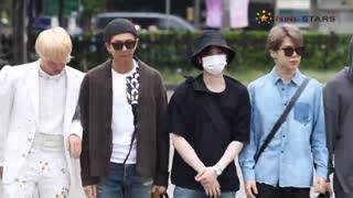 Artistic Idol BTS 방탄소년단 BTS @ 180831 KBS Music Bank مال امروزه