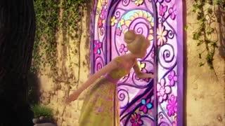 پشت صحنه ی سینمایی باربی و در جادویی