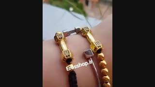 دستبندهای اسپرت طرح دمبل
