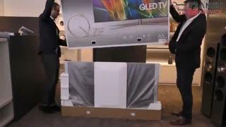 معرفی ویدیویی تلویزیون 4K سامسونگ مدل 65Q7F