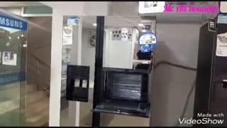 معرفی ویدیویی یخچال ساید بای ساید سامسونگ RS51