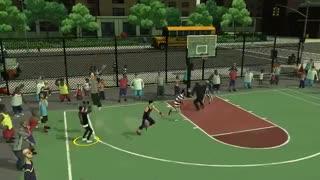 تریلر بازی فری استایل 2 - بسکتبال خیابانی